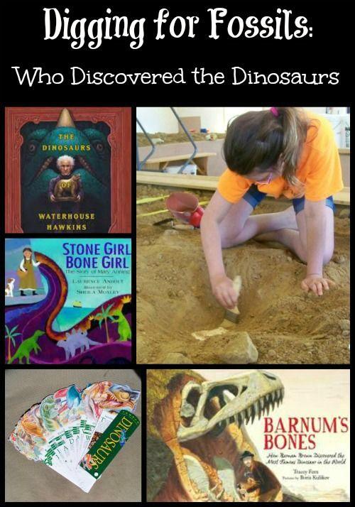 Preschool Unit Lesson Plans - Dinosaurs Unit