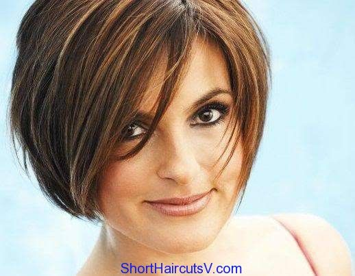 Hair Style Short Bob: Hargitay Mariska Shoulder Length Hairstyles