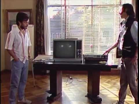 """No (2012) """"Is that all you have?"""" [HD] - Gael García Bernal, Alfredo Castro"""