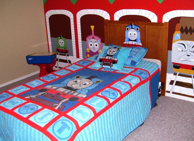 Thomas The Train Bedroom Decor   Https://bedroom Design 2017.