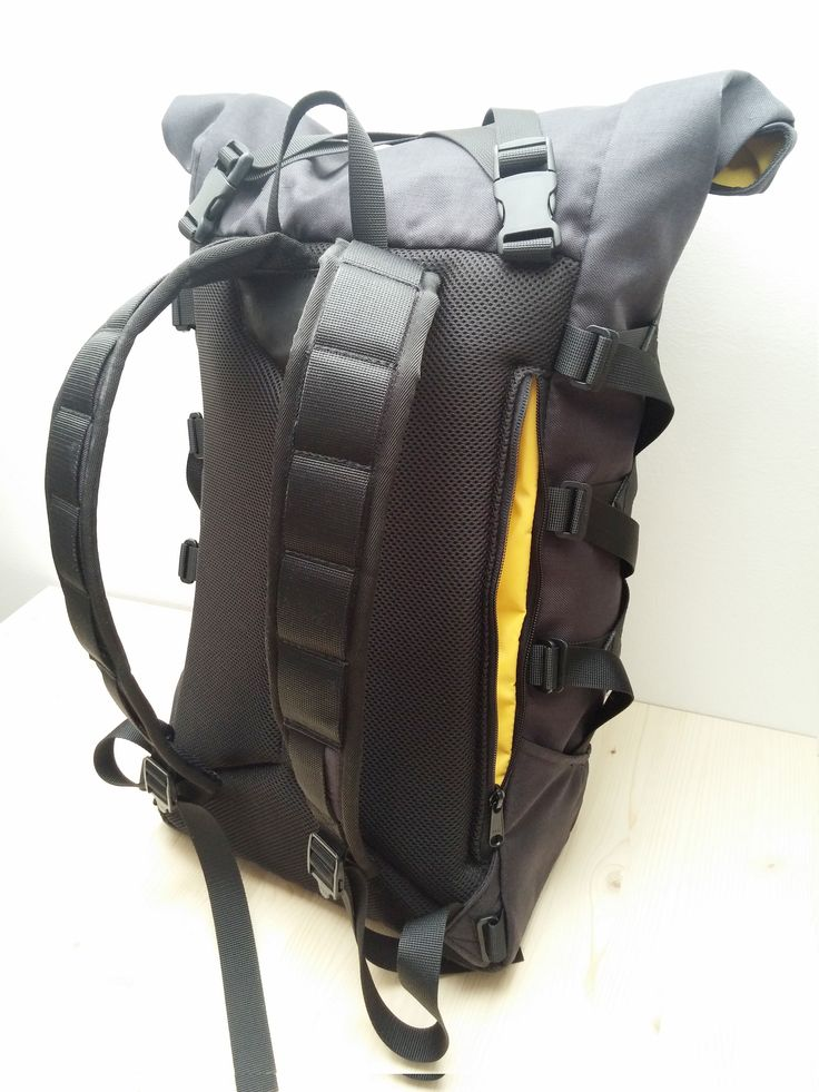 Braasi Industry 28L One Cordura/ Nylon webbing Made in Prague, Czech Republic braasi.com