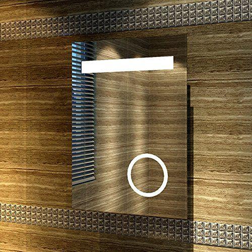 Design Led Badezimmerspiegel Badspiegel Lichtspiegel Mit