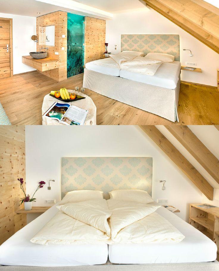 Hotel Eder| Designhotel | Maria Alm| Austria | http://lifestylehotels.net/en/hotel-eder | Room | Stylish Interior | Natural Wood Interior