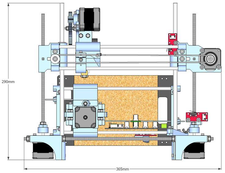 3D Printer Types Explained (FFF / FDM) - 3D Printing https://link.crwd.fr/1zQS