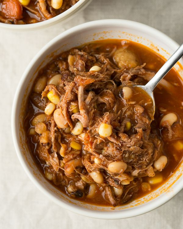 A recipe for classic Kentucky burgoo made with various kinds of wild game.