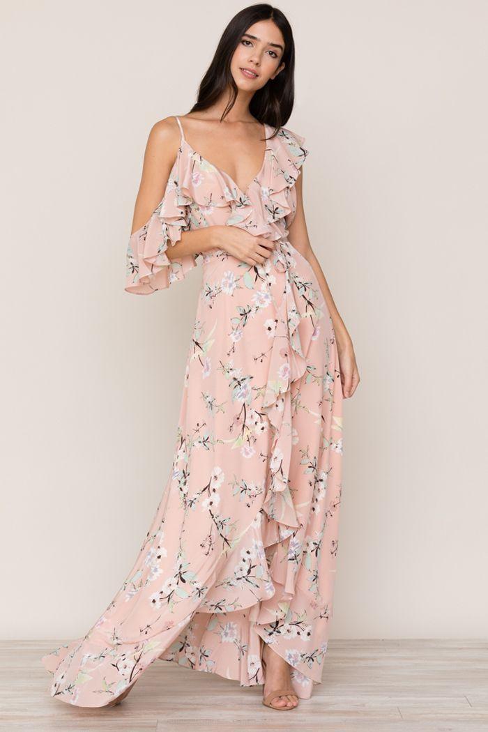 Butterfly Kiss Silk Maxi Dress in 2018   Events   Pinterest f3bb55bb97