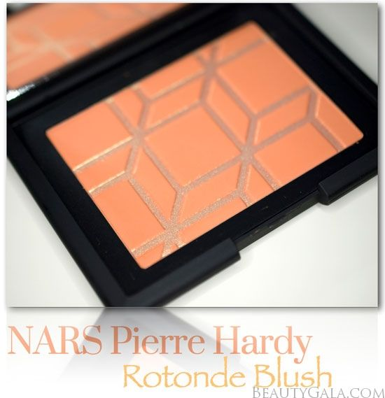 """Pierre Hardy for NARS Blush Palette in """"Rotonde"""""""