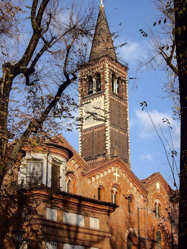 Basilica de Sant'Eustorgio (Milano - Italy)