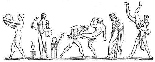 Ókori olimpiák