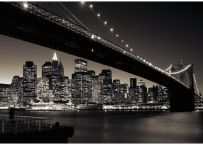 Puzzle Podul Manhattan & Brooklyn, 1000 Piese | Bebeart