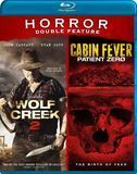 Wolf Creek 2/Cabin Fever [Blu-ray], 28498483