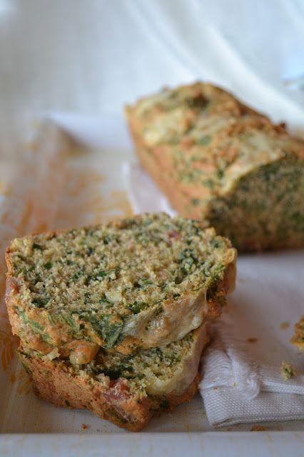 Ricetta cake salato con bietole e mais