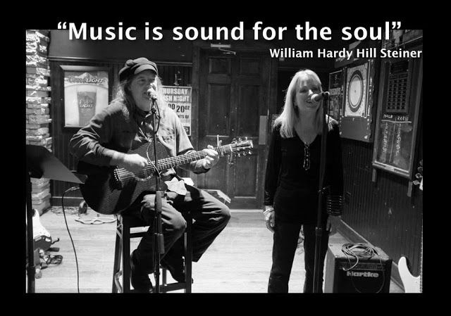 """William Hardy Hill Steiner - Be Inspired : """"Music is sound for the soul""""  William Hardy Hill ..."""