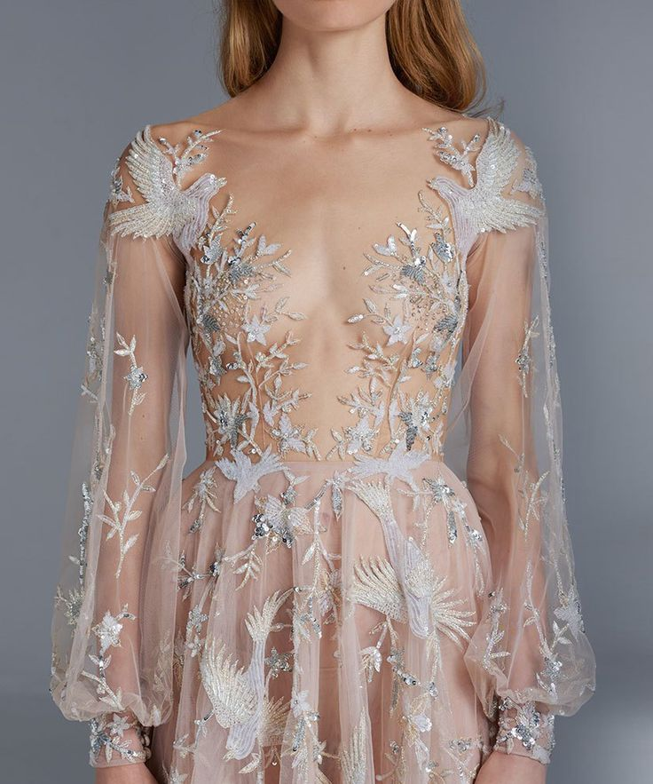 REALLY?!  Paolo Sebastian 2015-16 Spring Summer Couture  7