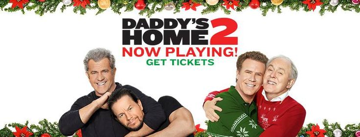 Film Review - Daddy's Home 2 (2017)