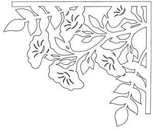 вытынанка к 8 марта шаблоны схемы трафареты цветы.,