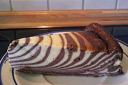 zebra k sekuchen ohne boden 4 cheesecakes pinterest. Black Bedroom Furniture Sets. Home Design Ideas