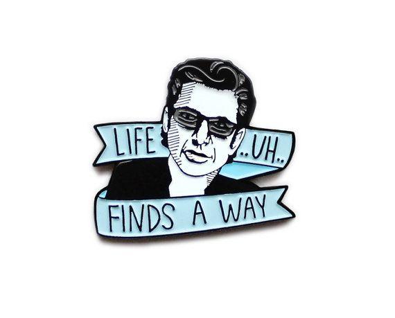 Life uh finds a way Jurassic Park Jeff Goldblum by sweetandlovely