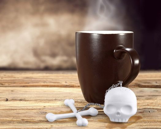 Teeei Totenkopf Teabones