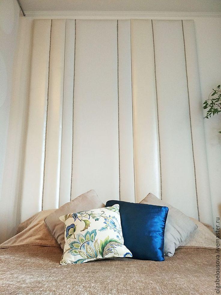 Мягкая стена из искусственной кожи - Ярмарка Мастеров - ручная работа, handmade