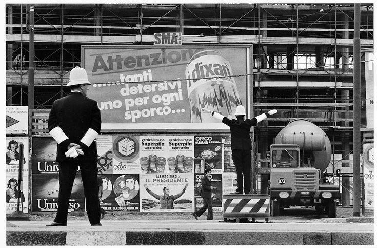 Gianni Berengo Gardin, Milano, 1971 © Gianni Berengo Gardin – Contrasto