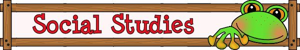 Social Studies Resources from Teacher's Clubhouse
