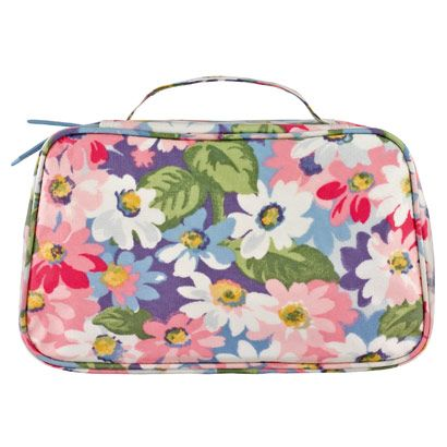 Painted Daisy Toiletry Bag