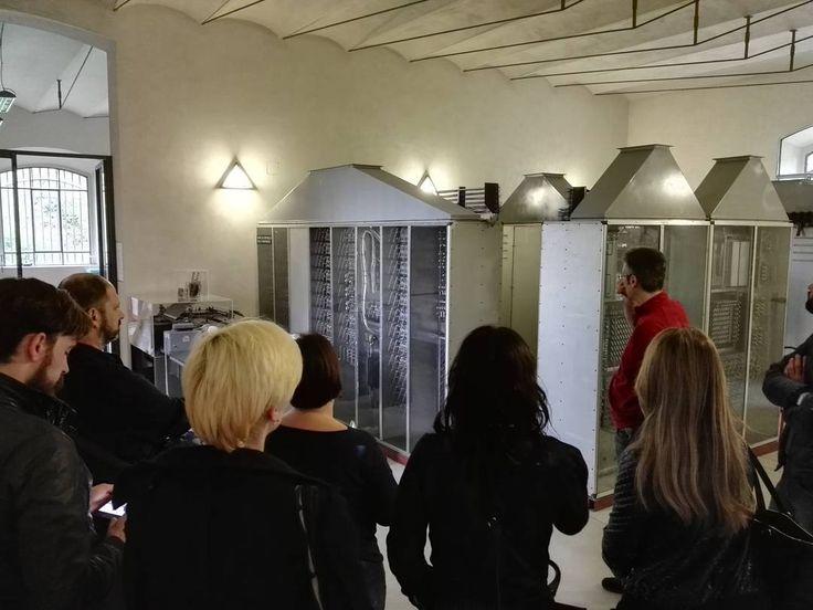 Un computer grande tanto quanto una stanza. Conoscete la CEP? La Calcolatrice Elettronica Pisana raccontata dal Prof. Cignoni by igerspisa