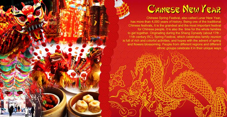 Poster - Chinese (New Year)