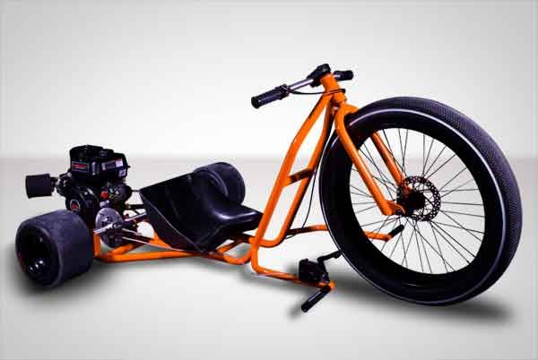 SFD Industries Big Wheel Drift Trike | BIG WHEEL DRIFT TRIKES