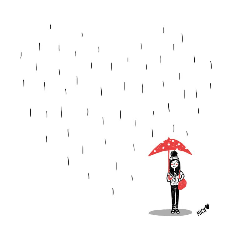 Love rain by Michele Buulay