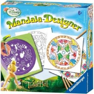 Rav Mandala Disney Fairies TinkerBell