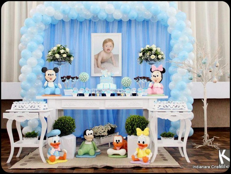 baby mickey party