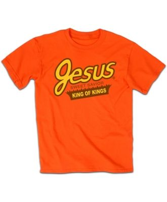 jesus is a brand of jeans thesis