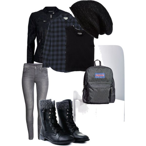 Supernatural- hunter outfit