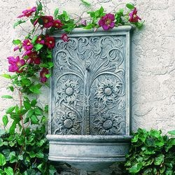 The Sus Garden Wall Fountain Is Simply Most Stunning Water Feature Available And No One