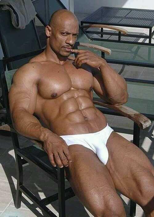 black muscle hunks nude