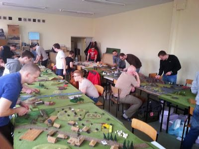 Report from tournament - Flames of War
