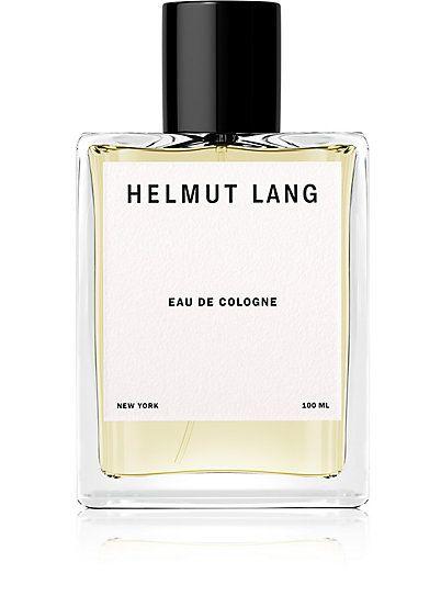 Helmut Lang Eau De Cologne - 100 ml - #smellthis #fragrance #beautyinthebag