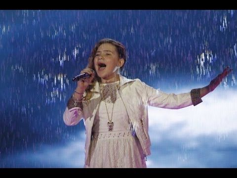 "Serena Rigacci - Whitney Houston - ""I will always love you"" - Next Star"