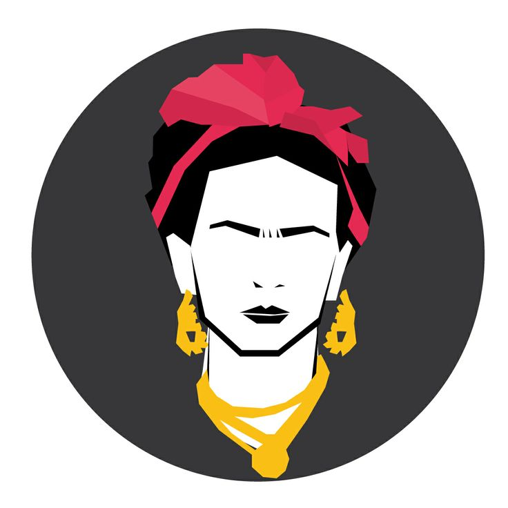 Frida Kahlo by Melissa Mora