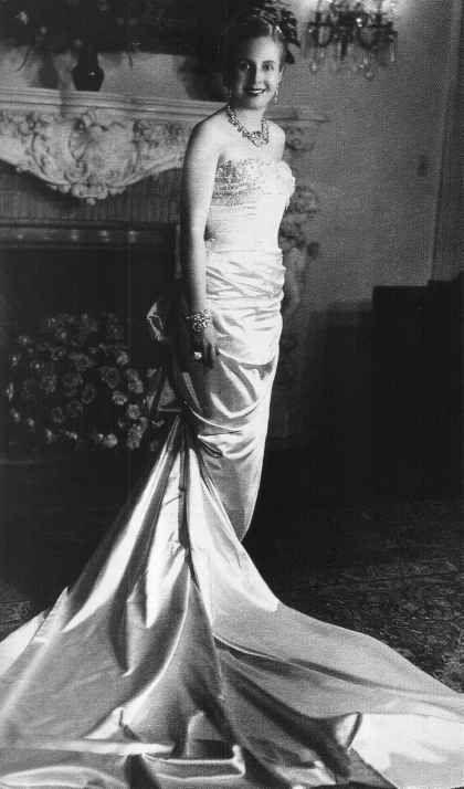 Eva Peron, icône argentine, à découvrir au théâtre du Marais jusqu'au 26 mai.