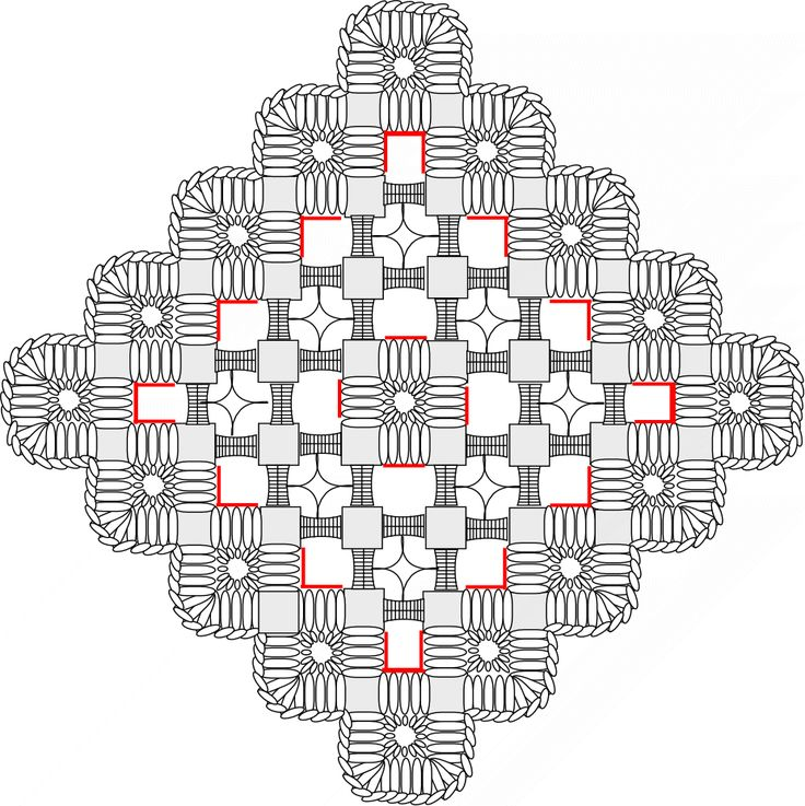hardanger embroidery free patterns | Hardanger Patterns