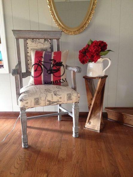DIY Woodworking Ideas diy twisty side table, diy, woodworking projects
