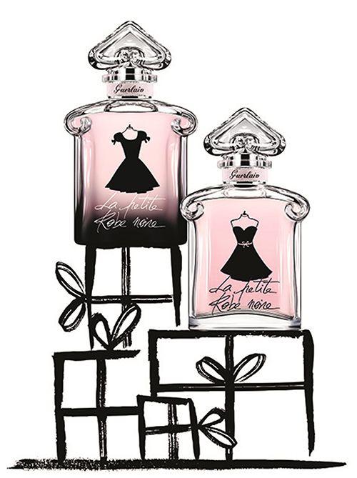ゲランのクリスマス限定コフレ、フレグランスとボディローションがセットに   ニュース - ファッションプレス