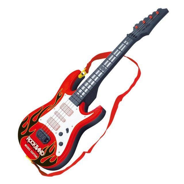 MQ Rock Band Music Electric Guitar for Kids