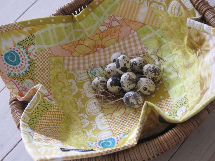 napkin for the breadbasket