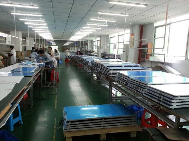 we finished producing thousands of led panel light in 20 days http://www.naturegreenusa.com/news/company-news/231.html #led  #ledpanellight #rz
