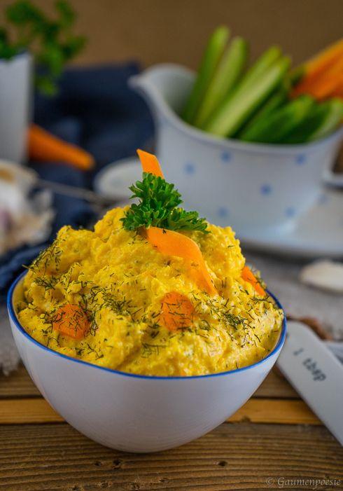 Türkischer Karottenaufstrich
