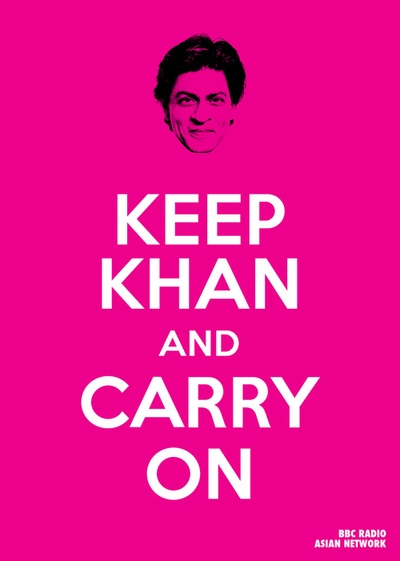 srk-queen: Shah Rukh Khan - Keep Khan and carry on!